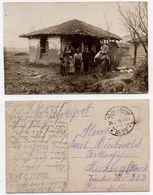 Feldpostkarte, Geschrieben Aus Üsküb Skopje Mazedonien 24.02.1916 - Mazedonien