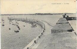 35 - SAINT MALO  LE MOLE - Saint Malo