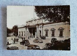 Cartolina Illustrata Montecatini Terme - Stabilimento Tettuccio E La Facciata, Per Bubano 1950 - Italie