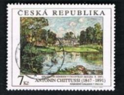 REP. CECA (CZECH REPUBLIC) - SG 174  - 1997 ART: A. CHITTUSSI   -   USED - República Checa