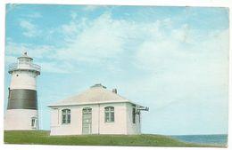 XW 3567 Stratford Point - Lighthouse Phare Faro / Viaggiata 1979 - Etats-Unis