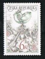 REP. CECA (CZECH REPUBLIC) - SG MS160  - 1997 KING RUDOLF II (FROM BF)   -   USED - República Checa