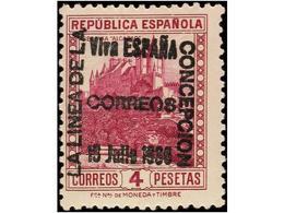 SPAIN NATIONAL ISSUES - Nationalistische Ausgaben