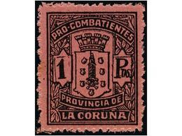 SPANISH CIVIL WAR: NACIONAL LOCAL WAR TAX - Nationalistische Ausgaben