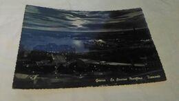 Cartolina: Genova La Stazione Marittima   Viaggiata (a58) - Cartes Postales