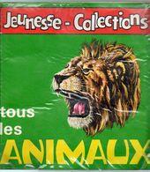Album Chromo - 069A - Jeunesse-Collections - Tous Les Annimaux - 1970 - éditions De La Tour - Incomplet - Sammelbilder, Sticker