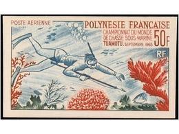 FRENCH POLYNESIA - Polinesia Francesa