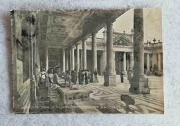 Cartolina Illustrata Montecatini Terme - Stabilimento Tettuccio - Banchi Di Mescita, Per Bologna 1955 - Italie