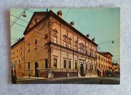 Cartolina Illustrata Ferrara - Palazzo Roverella, Viaggiata 1971 - Ferrara