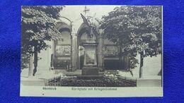 Oberkirch Kirchplatz Mit Kriegerdenkmal Germany - Oberkirch
