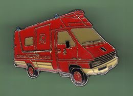 SAPEURS POMPIERS *** FOURGON N°1 *** (B-1) - Pompiers