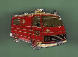 SAPEURS POMPIERS *** FOURGON N°3 *** (B-1) - Pompiers
