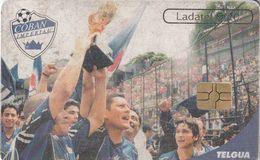 GUATEMALA. FUTBOL - FOOTBALL. Coban Imperial - Campeones 2003-2004. GT-TLG-0227. (007) REGULAR - Guatemala