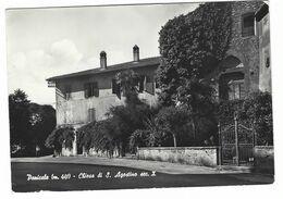 CLB018 - PANICALE PERUGIA CHIESA DI S AGOSTINO 1972 - Italy