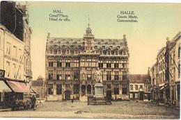 Hal NA28: Grand'Place, Hôtel De Ville - Halle