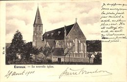 Esneux - La Nouvelle église (précurseur 1901) - Esneux