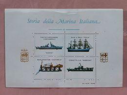 REPUBBLICA - Erinnofili - BF Ricordo Marina Italiana - Nuovo + Spese Postali - 6. 1946-.. Republic