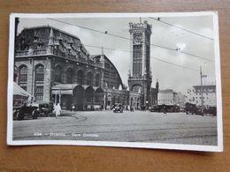 Oostende - Ostende: Gare Centrale --> 1938 - Oostende