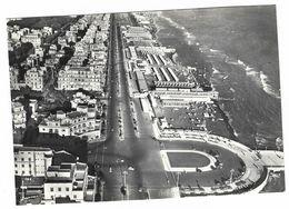 CLB028 - OSTIA LIDO  ROMA VEDUTA AEREA 1961 - Other Cities