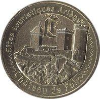 2020 MDP301 - FOIX - Château Des Comtes De Foix 3 (Sites Touristiques Ariège) / MONNAIE DE PARIS - Monnaie De Paris