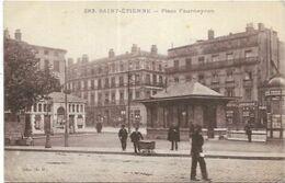 42. ST ETIENNE.   PLACE FOURNEYRON - Saint Etienne