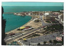 CLB037 -  TERRACINA LATINA ZONA ALBERGHIERA E GIARDINI 1963 - Other Cities