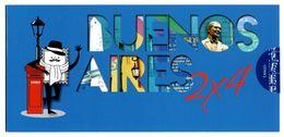 Argentine Argentina Carnet Booklet 2018 Tango Danse Mnh Neuf Sans Charniere ** - Booklets