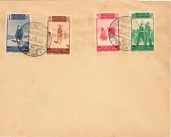 Marruecos. Carta Con Matasellos 1er. Día. No Circulada. - Maroc Espagnol