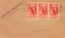 Marruecos. Carta Circulada En Larache, El Año 1937. - Maroc Espagnol