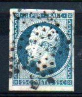 YT N° 10 - Cote: 45,00 € - 1852 Louis-Napoleon