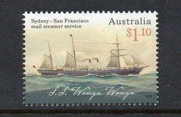 AUSTRALIA, 2020 MAIL STEAMER SERVICE 1 MNH - 2010-... Elizabeth II