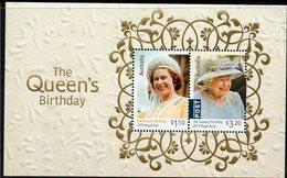 AUSTRALIA, 2020 QUEENS BIRTHDAY MINISHEET MNH - 2010-... Elizabeth II