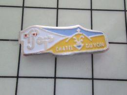 216a Pins Pin's / Rare & Belle Qualité THEME ASSOCIATIONS / FJEP CHATEL GUYON - Verenigingen