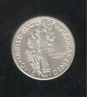 1 Dime Etats Unis / USA 1944 S - Federal Issues