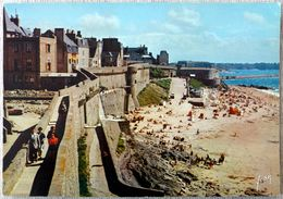 Saint-Malo : Promenade Des Remparts - Saint Malo