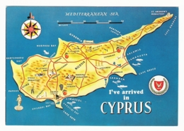 I've Arrived In Cyprus (Zypern - Chypre - Κύπρος - Kıbrıs) - Zypern