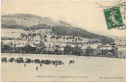 88. REMIREMONT.  CHAMP DE MARS ET PARMONT - Remiremont