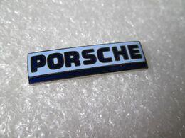 RARE TOP PIN'S    PORSCHE   EMAIL GRAND FEU - Porsche
