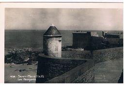 CPSM ST MALO Les Remparts - Saint Malo