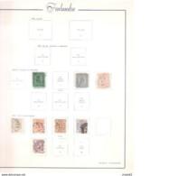 COLECCIÓN FINLANDIA. AÑOS 1856 A 1987. USADO - Collections