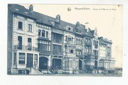 Nieuwpoort-Bad Groupe De Villas Sur La Digue PK Nieuport-Bains CPA - Nieuwpoort