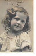 L100G545 - Joli Portrait De Fillette - Stebbing Paris  -  Etoile Série 941 - 2 - Portraits