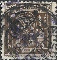 PERU 1932 400th Anniversary Of Spanish Conquest Of Peru - 50c. Inca AVU - Peru