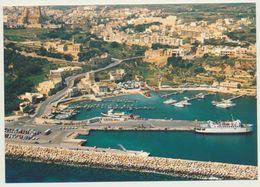 AK  Malta Gozo Mgarr Main Port - Malta
