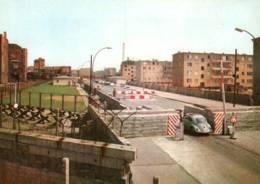 CPM - BERLIN - MUR De … - HEINRICH-HEINE-STRASSE … (voiture VW Coccinelle) - Muro De Berlin