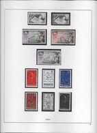 Monaco - Collection Vendue Page Par Page - Timbres Neufs * Avec Charnière / Oblitérés - Ohne Zuordnung