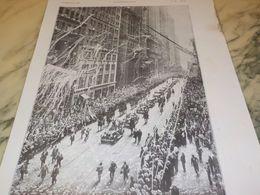 PHOTO LES VAINQUEURS DE L ATLANTIQUE A NEW YORK 1930 - Photos
