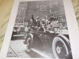 PHOTO LE PREMIER PARIS- NEW YORK PAR LES AIRS 1930 - Photos