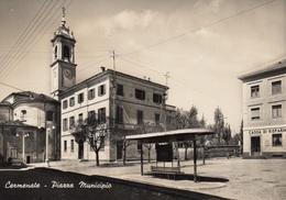Lombardia - Como  - Cermenate - Piazza Municipio - F. Grande - Viagg - Anni 50 - Molto Bella - Italie