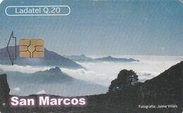 GUATEMALA. VOLCAN TAJUMULCO. SAN MARCOS. GT-TLG-0180. (021). - Guatemala